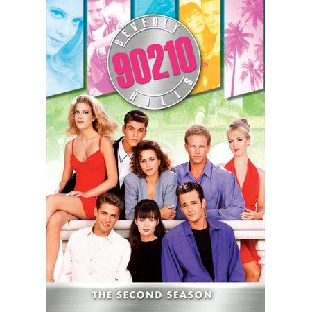 Beverly Hills 90210: The Second Season (8 Discs) (Full Frame)