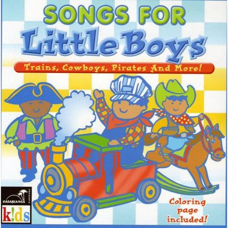 Songs For Little Boys / Various](Halloween Songs For Preschool Lyrics)