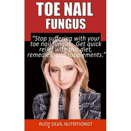 Toe Nail Fungus - eBook
