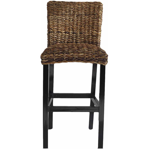 Banana Leaf Bar Chair Walmart Com
