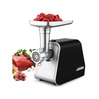 2000W Electric Stainless Steel Meat Grinder for Kitchen, Butcher ,Sausage Stuffer