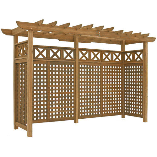Yardistry Seneca Privacy Arbor