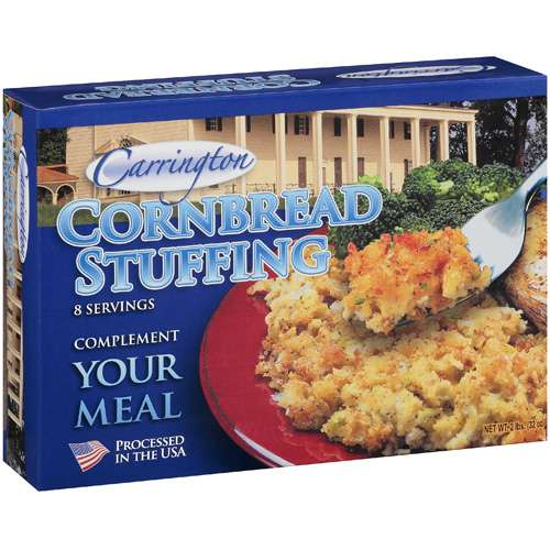 Carrington Cornbread Stuffing, 8 ct