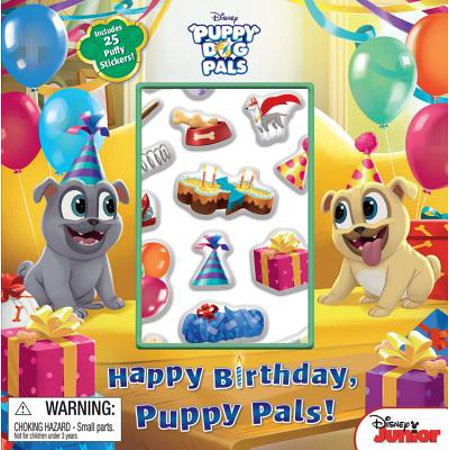 Urban Pal (Happy Birthday, Puppy Pals!)