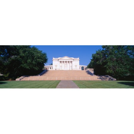 Tomb of the Unknown Soldier Arlington National Cemetery Washington DC Canvas Art - Panoramic Images (27 x (Tomb Of The Unknown Soldier Facts For Kids)