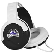 Pangea Brands Fan Jams MLB Headphones - Colorado R