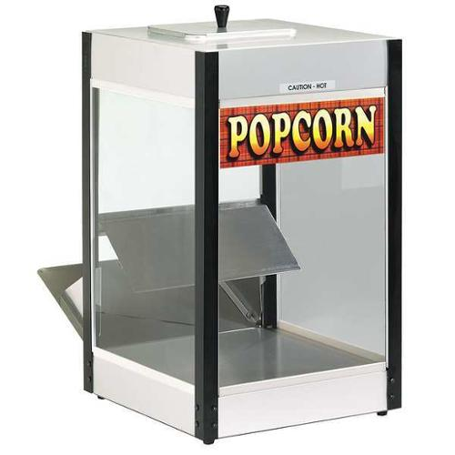 C. CRETORS AND COMPANY E1201 Popcorn Heated Display Case,1 Shelf