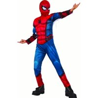 Deals on Rubies Spiderman Boys Halloween Costume