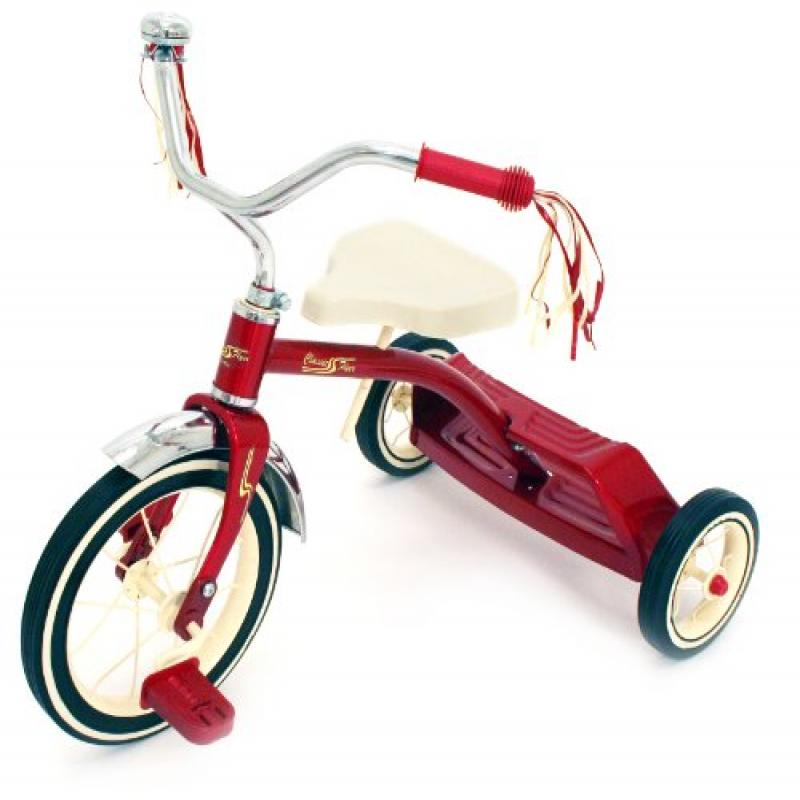 """Classic Flyer by Kettler 12"""" Retro Trike with Adjustable ..."""
