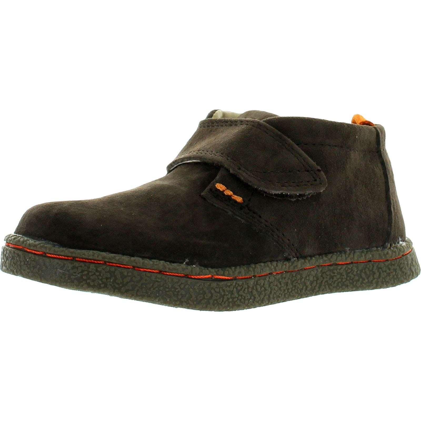 Hush Puppies Boys Tennyson Chukka Velcro Boots by Hush Puppies