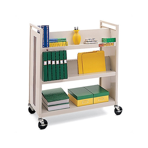 Bretford Manufacturing Inc Double-Side Book Cart
