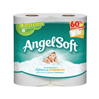 Angel Soft 4 Double