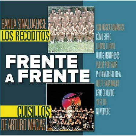 Banda Sinaloense Los Recoditos & Cuisillos De Arturo Macias: Frente A Frente](Halloween Banda De Metal)