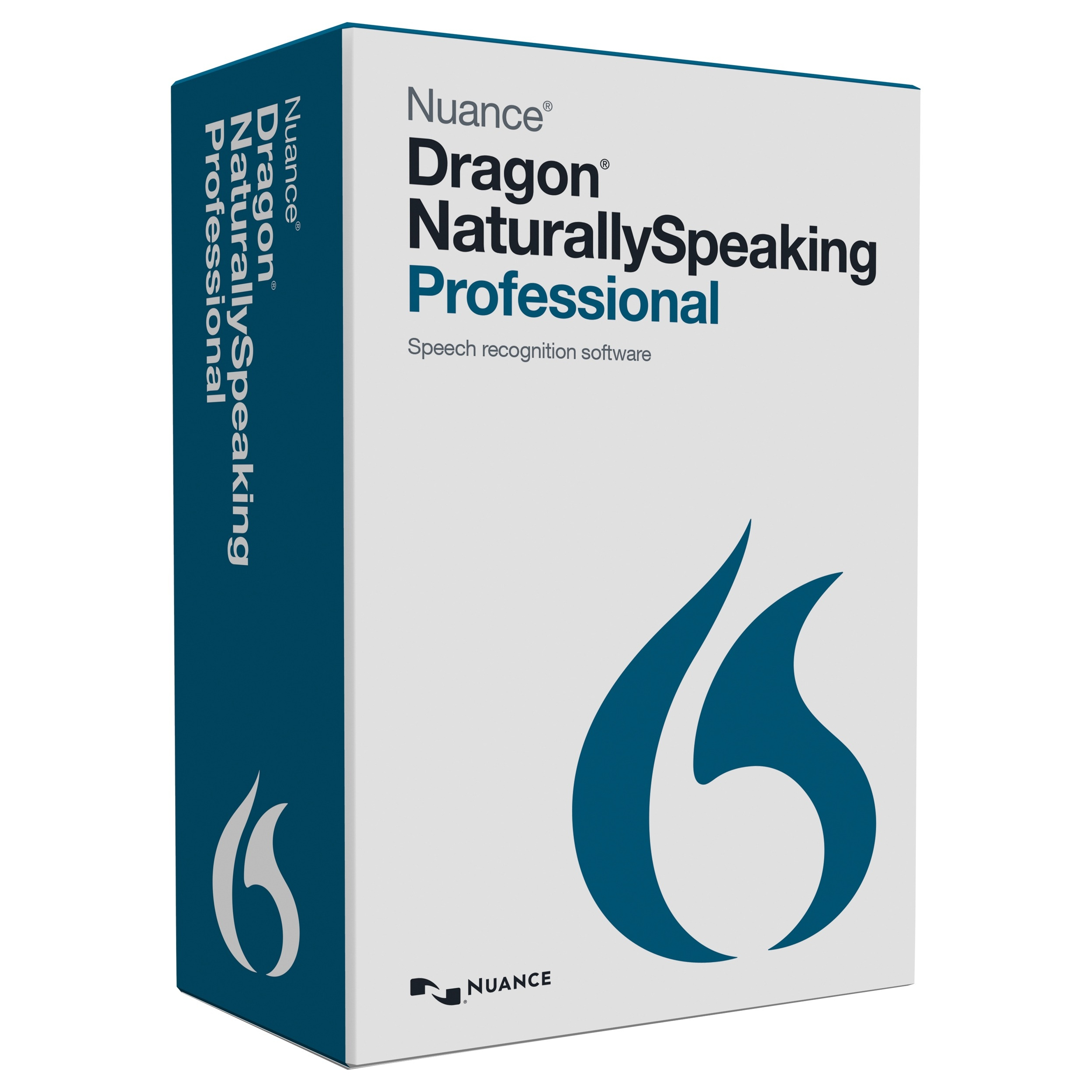 Nuance Dragon Naturallyspeaking V.13.0 Professional - 1 User - Voice Recognition - Local Government, State Government Box - Dvd-rom - Pc - English (a209a-s00-13-0)