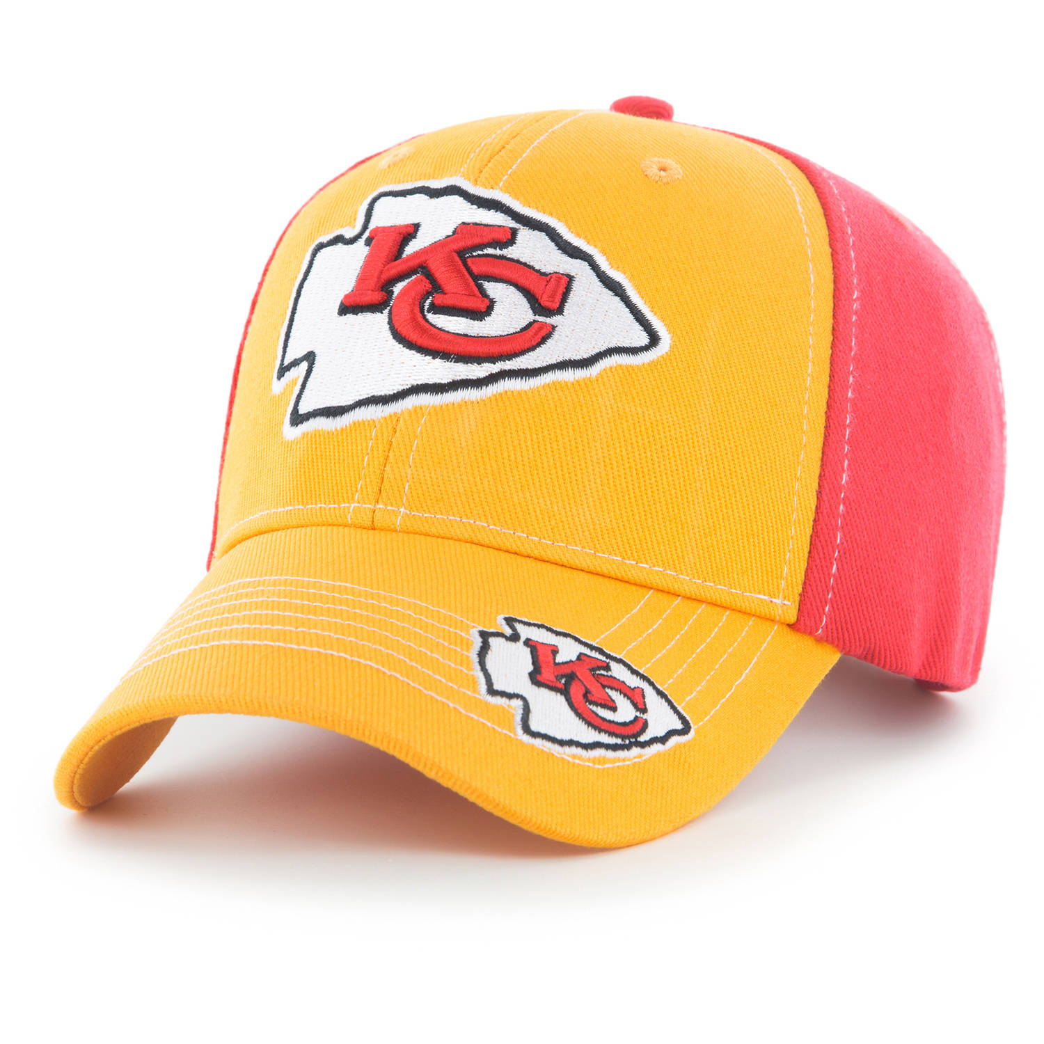 NFL Kansas City Chiefs Revolver Cap / Hat by Fan Favorite