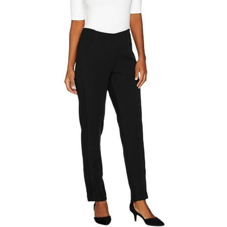 Attitudes Renee Petite Stretch Supreme Knit Pants A279578