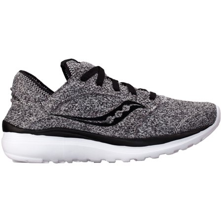 Saucony Women's Kineta Relay Running Shoes (Grey/White, 6.5)