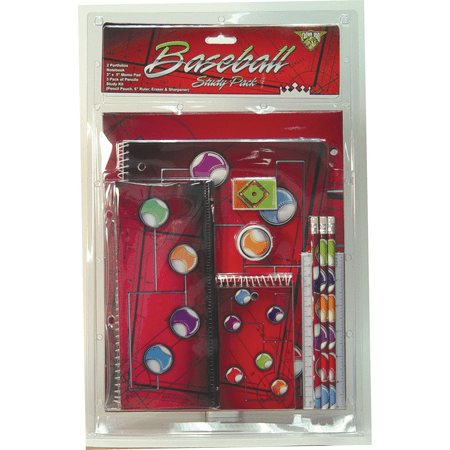 Image of Baseball 11-Piece Study Pack