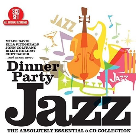 Dinner Party Jazz / Various (CD)