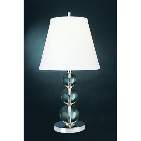 Trend By Acclaim Lighting Palla Crystal Accent Table Lamp