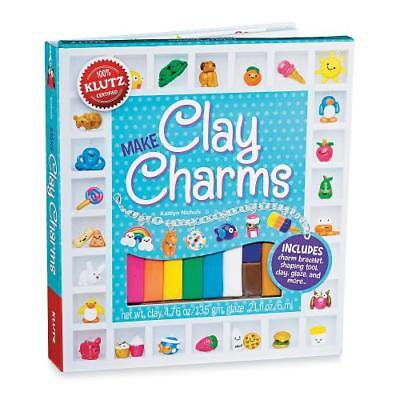 In-62038 Klutz Make Clay Charms Price For 1 Piece](Make Clay Charms)