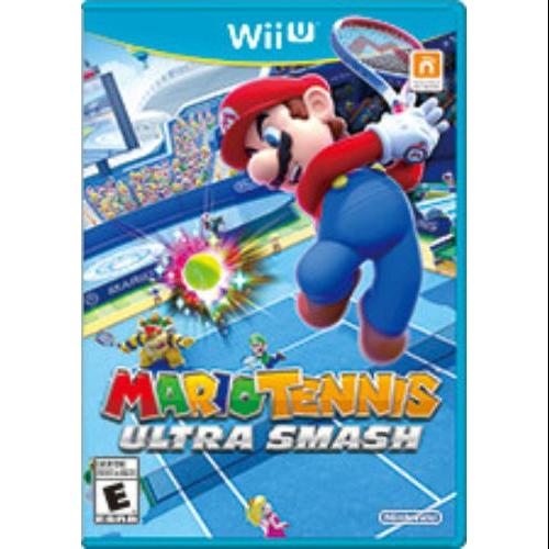 Nintendo Mario Tennis: Ultra Smash - Sports Game - Wii U (wuppavxe)