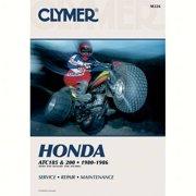 Clymer M326 Honda ATC185 And ATC200, 1980-1986