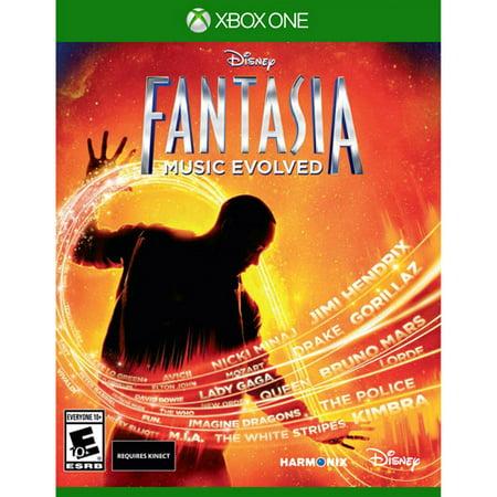 Disney Interactive Fantasia: Music Evolved (Xbox One)