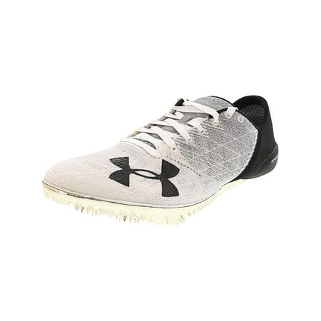 Under Armour Men's Speedform Sprint 2 Grey Ankle-High Track Shoe -