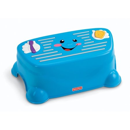 Fisher Price Sing With Me Step Stool Walmart Com