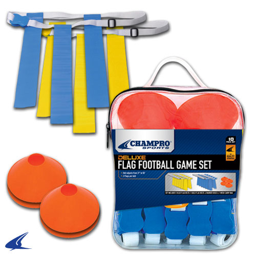 CHAMPRO Flag Football Game Set by Champro
