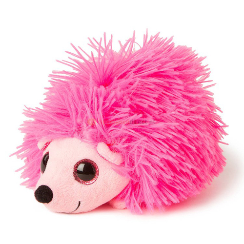 Pink Hedgehog Lilly Beanie Babies Plush Toy 1ct Walmart Com