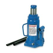 WESTWARD 3ZC62 Jack,Bottle,12 Ton