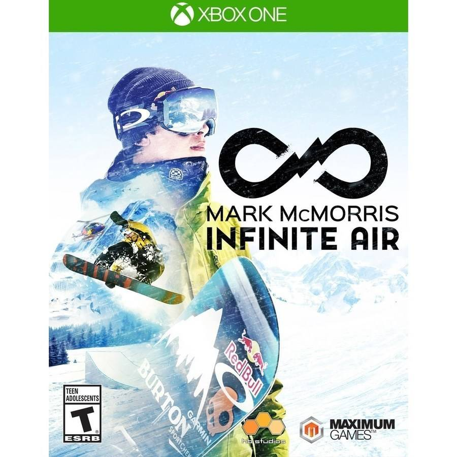 Infinite Air (Xbox One) Maximum Family Games, 814290013592