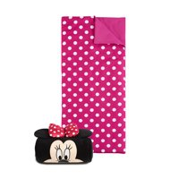 Disney Minnie Mouse Nap Mat with Bonus Carry Bag
