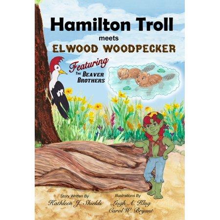 Hamilton Troll meets Elwood Woodpecker - (Cinema Elwood)