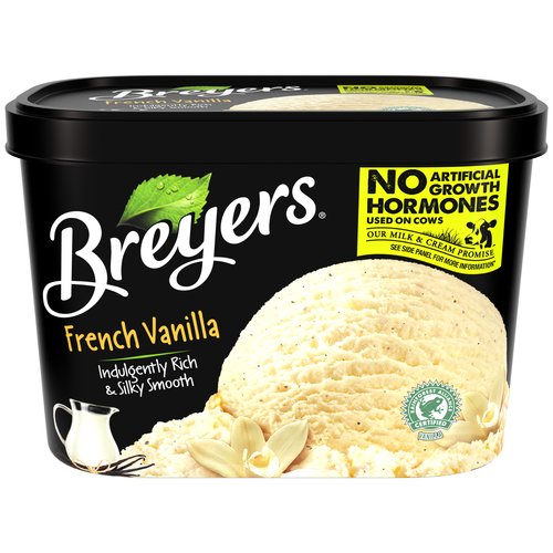 Breyers Original Ice Cream Cake 48 Oz