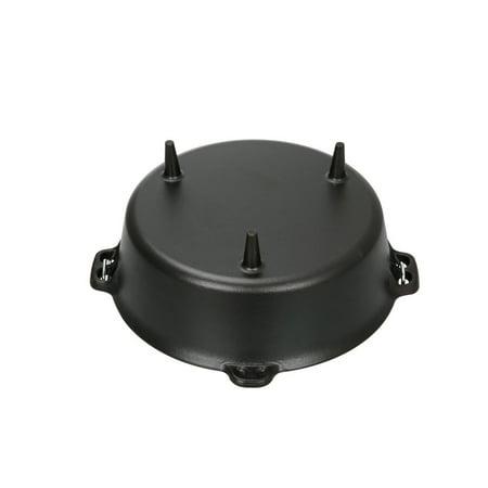 Ozark Trail 5-Quart Cast Iron Dutch Oven with Handle
