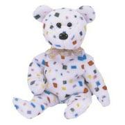 TY Beanie Baby - TY2K the Bear (8.5 inch)