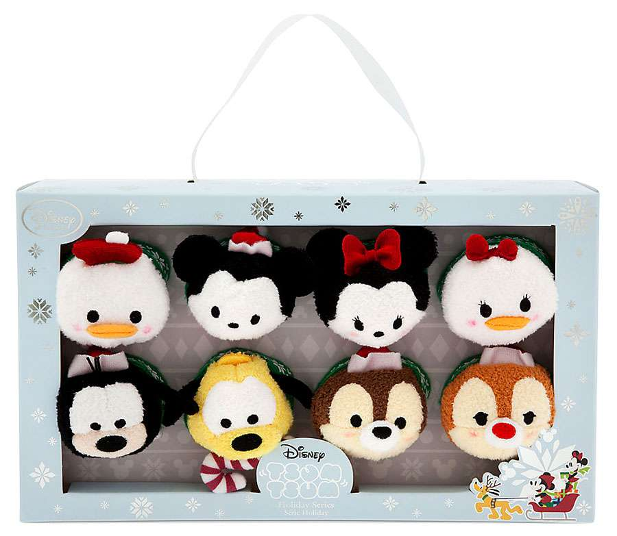 Disney Tsum Tsum Mickey Mouse and Friends Plush Set by