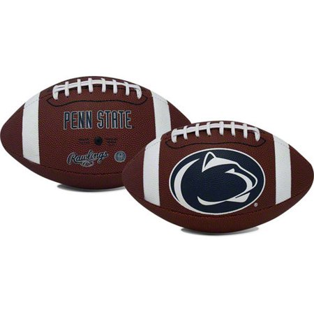 Ohio State College Football (Rawlings Gametime Full-Size Football, Penn State Nittany Lions)