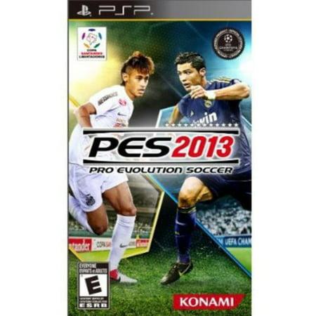 Pro Evolution Soccer 2013 - Sony PSP (Psp Games For Boys Soccer)