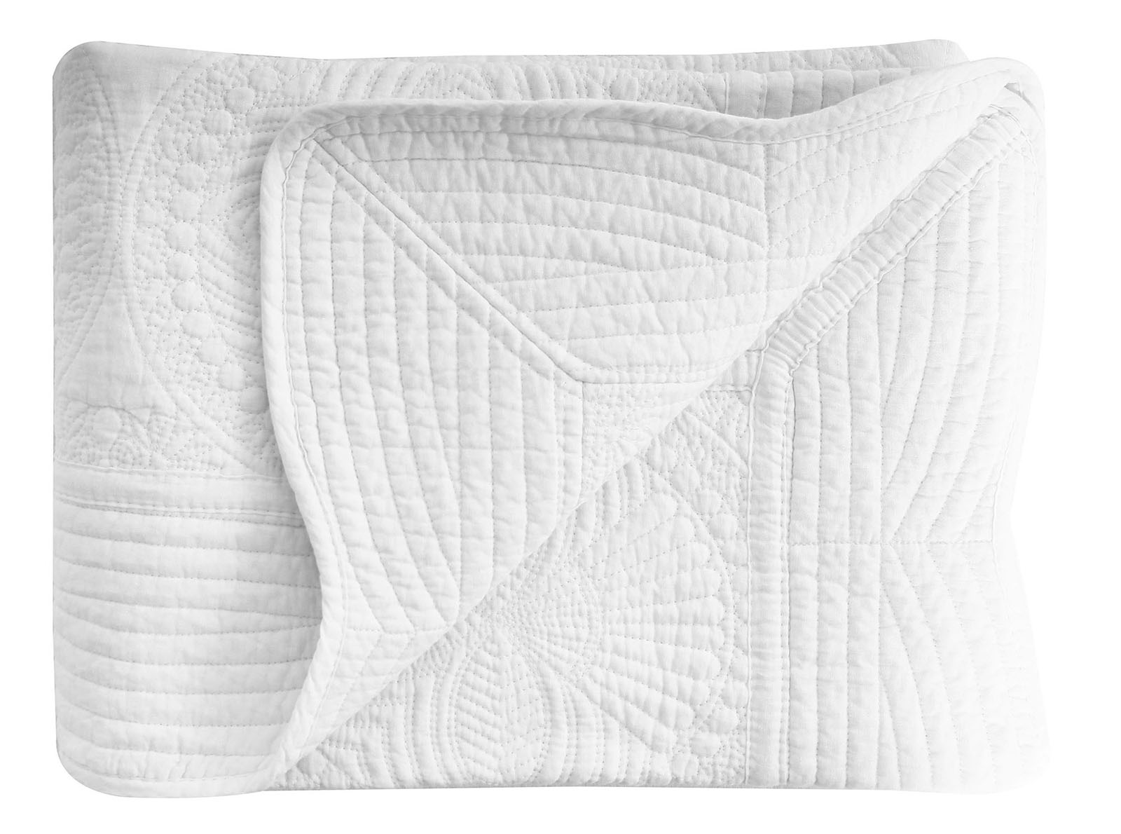 Infant Blankets All Weather Lightweight Embossed Baby Quilt