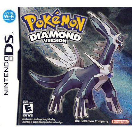 Pokemon Diamond (DS)