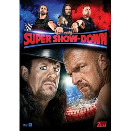 WWE: Super Show-Down 2018 (DVD)