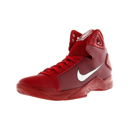 8d026475d37e Nike Men s Hyperdunk 08 Gym Red   White-Team Ankle-High Basketball ...