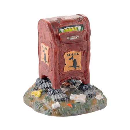 Department 56 Snow Village Halloween 4025399 Haunted Delivery Accessory - Haunted Attractions In Md For Halloween
