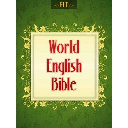 BIBLE: World English Bible (WEB Bible) - eBook (World English Bible Web)