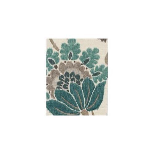 Braemore KAZSEA3 Kazoo Seaglass 55% Linen And 45% Rayon Fabric, 54 inch Width, 3 yds long