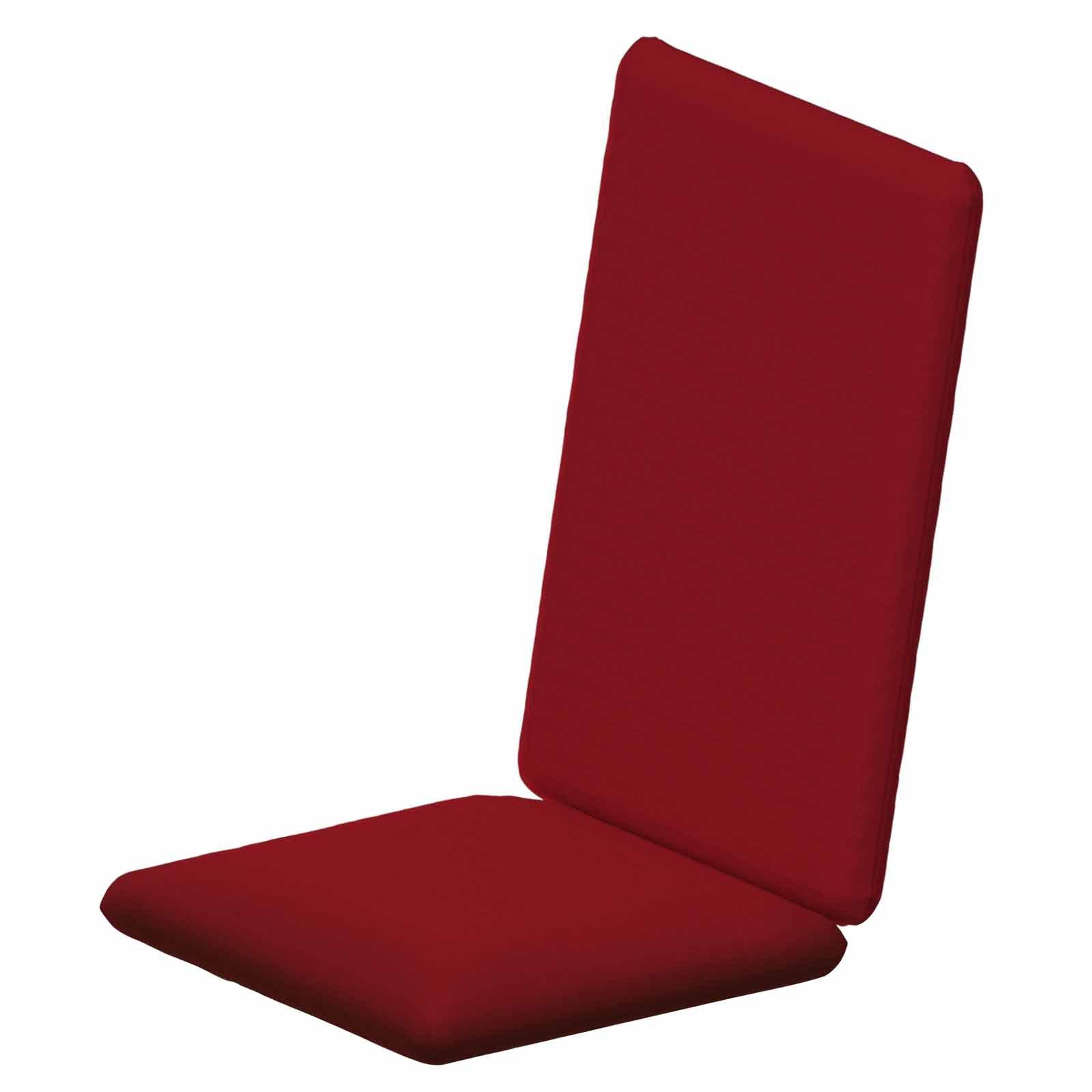 POLYWOOD® Sunbrella 39.5 x 17.25 in. Hinged Dining Chair Cushion
